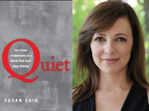 Quiet: The Power of Introverts in a World That Won't Stop Talking by Susan Cain