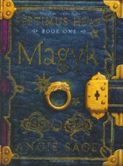 Magyk Septimus Heap 1 by Angie Sage